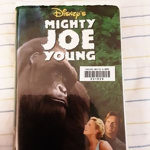 Disney's Mighty Joe Young VHS